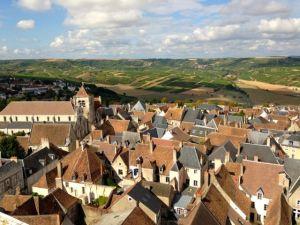 View from the La Tour of Sancerre